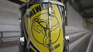 Burton drum
