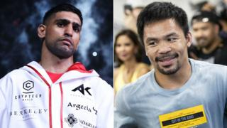 Khan and Pacquiao