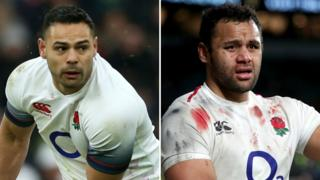 Ben Te'o and Billy Vunipola
