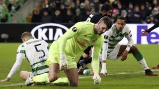 Celtic v Copenhagen