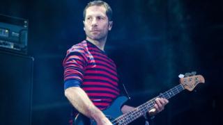 Ride bassist Steve Queralt
