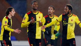 Watford score