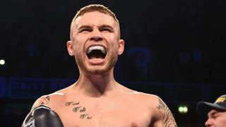 Carl Frampton has not fought since losing a world title fight to England's Josh Warrington last December