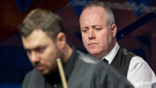 Kurt Maflin and John Higgins