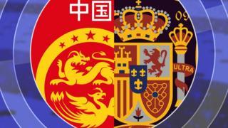 China v Spain