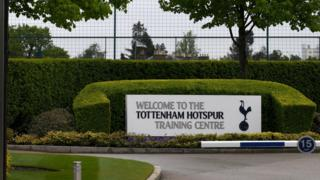 Tottenham's training centre