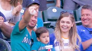 Seattle Mariners fan