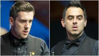 Mark Selby & Ronnie O'Sullivan