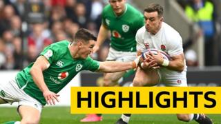 Six Nations: England v Ireland
