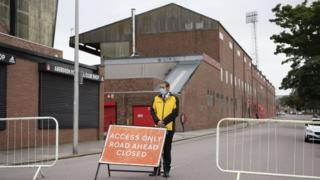 Pittodrie closure