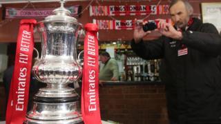 Kingstonian FA Cup