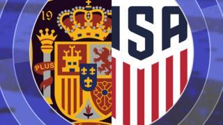 Spain and USA