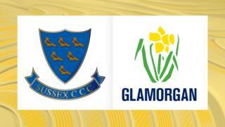 Sussex v Glamorgan