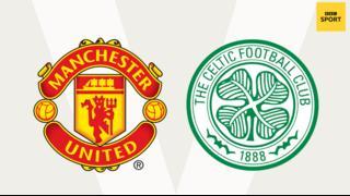 Manchester United U19 v Celtic U19