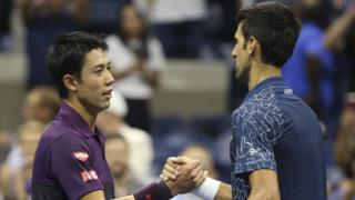 Djokovic & Nishikori
