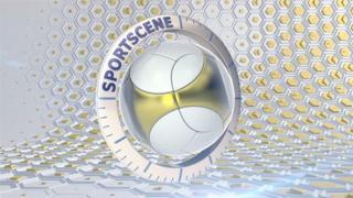 Sportscene graphic