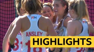 England Women Hockey