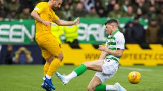 Ryan Christie tackle