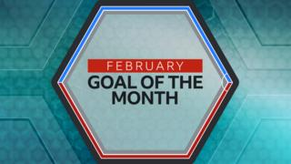 February's Goal of the Month
