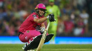 Sydney Sixers' Tom Curran