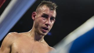 Russian boxer Maxim Dadashev
