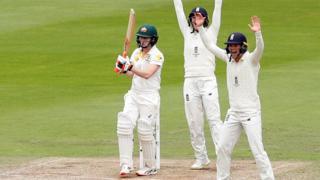 England's Sophie Ecclestone