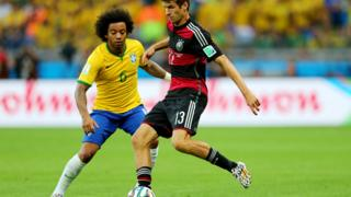 Marcelo and Thomas Muller
