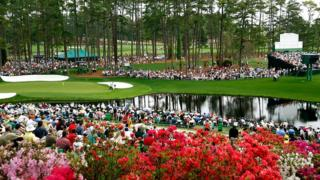 Masters at Augusta National