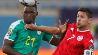 Senegal v Tunisia