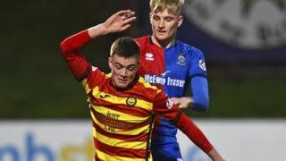 Partick Thistle v Inverness