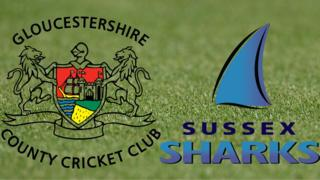 Gloucestershire v Sussex