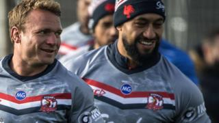 Sydney Roosters' captain and hooker Jake Friend