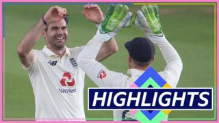 England v Pakistan Highlights
