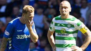 Scott Arfield and Scott Brown
