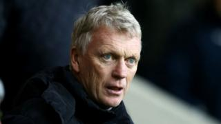 Former Everton boss David Moyes