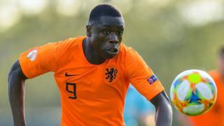 Netherlands' Brian Brobbey