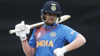 India opener Shafali Verma