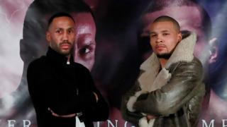 James DeGale and Chris Eubank Jr