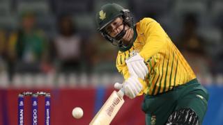 South Africa captain Dane van Niekerk