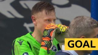 Millwall's David Martin