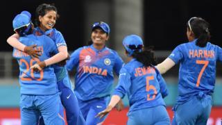 India celebrate