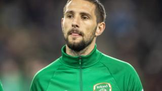 Ireland's Conor Hourihane