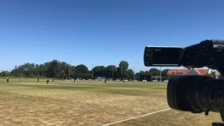 The match was streamed live on Youtube by the European Cricket Network