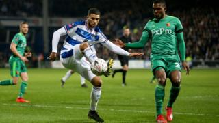 Nahki Wells of QPR