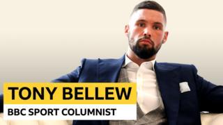 Tony Bellew