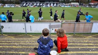 Maidenhead v Stockport County