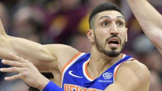 Enes Kanter. File photo