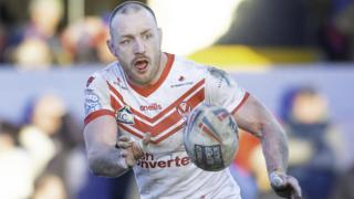 St Helens' James Roby