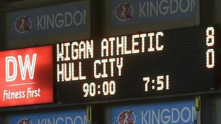 Wigan 8-0 Hull