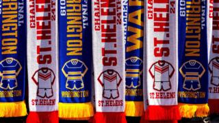 Challenge Cup scarves